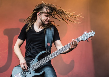 Bo-EL Guitarist Johan Van Stratum from Ayreon, Vuur, Stream Of Passion