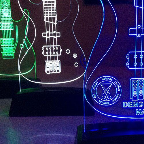 Big Generator 5 Diodak Ghost Guitars