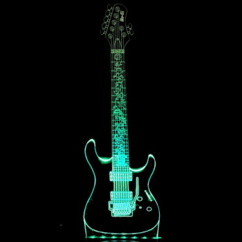MC-7 Diodak Ghost Guitars